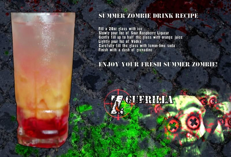 Summer Zombie